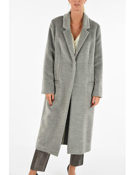 Wool Blend Coat by Il Cappottino