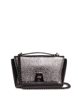 Anouk Small Day Leather Crossbody Bag by Akris