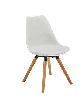 Argos Home New Charlie Chair   White862/6558 by Argos
