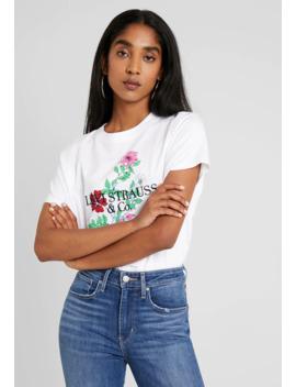 Graphic Varsity Tee   T Shirt Print by Levi's®