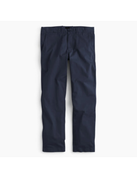 770™ Straight Fit Lightweight Garment Dyed Stretch Chino by J.Crew