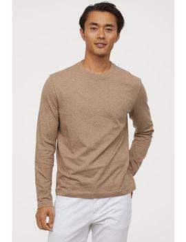 Regular Fit Jersey Shirt by H&M