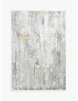 Gooch Luxury Distressed Waterfall Rug, L120 X W180 Cm by Gooch Luxury