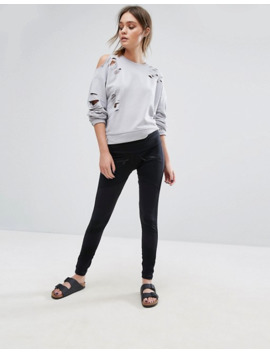 New Look Nibble Sweat Sweater by New Look