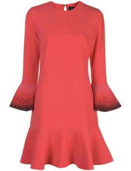Embellished Cuff Dress by Sachin & Babi