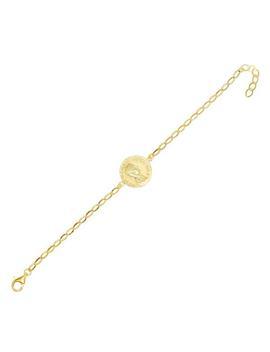 Vintage Coin Link Bracelet by Adina's Jewels