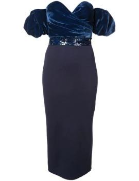 Stassi Off The Shoulder Dress by Sachin & Babi