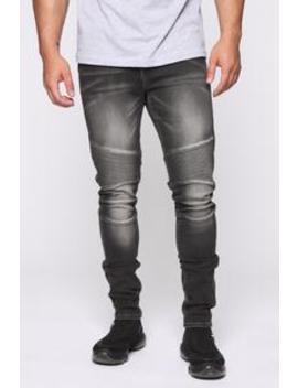Kellan Skinny Jeans   Black by Fashion Nova