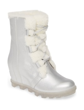 X Disney Frozen Joan Of Arctic Ii Waterproof Wedge Boot by Sorel