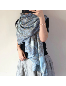 Fabulous Print Silk Cashmere Blanket Scarf Wraps Cape For Women Winter Scarves Poncho by Ali Express.Com