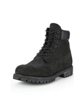 Premium 6 Inch Boots   Black by Timberland