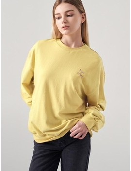 Pandora Sweatshirt Ss3541 Yw by Blanc & Eclare