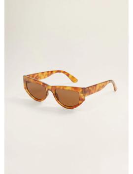 Солнцезащитные очки в стиле ретро под черепаху by Mango