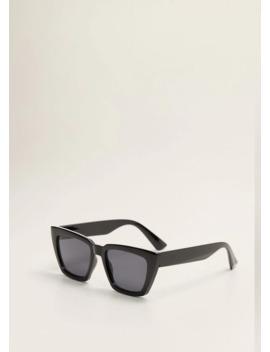 Солнцезащитные очки в пластиковой оправе by Mango