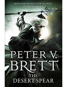 The Desert Spear by World Of Books