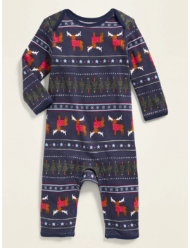 Christmas Graphic One Piece For Baby by Old Navy