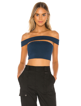 Bea Off Shoulder Top by Superdown