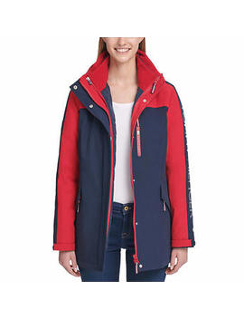 Tommy Hilfiger Ladies' 3 In 1 Systems Jacket by Tommy Hilfiger