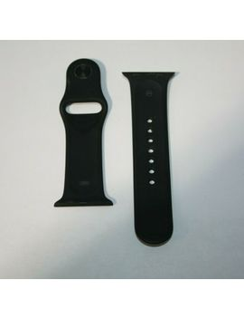 Apple Watch Sport 38mm Space Gray A1553, Gps, With Black S/M Sport Band by Ebay Seller