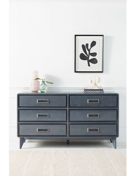 Barquette Six Drawer Dresser by Tracey Boyd