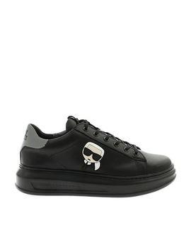 Kapri Sneakers In Black by Karl Lagerfeld