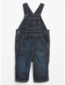 Baby Denim Overalls by Gap