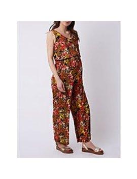 maternity-leopard-print-jersey-jumpsuit by asda