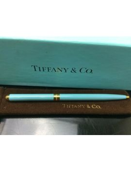 Authentic Tiffany & Co. Ball Point Pen 9 C130970m by Tiffany & Co.