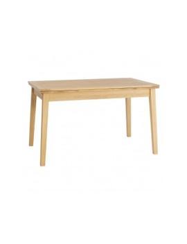 4 6 Seat Oak Extending Dining Table by Ruskin Ii