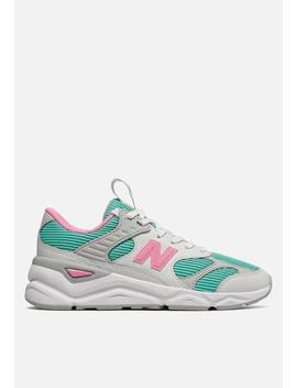 X90   Mint / Pink by New Balance