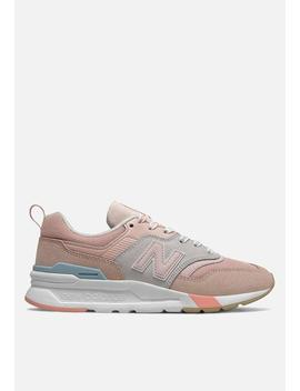 Cw997hkc   Pink/Grey by New Balance