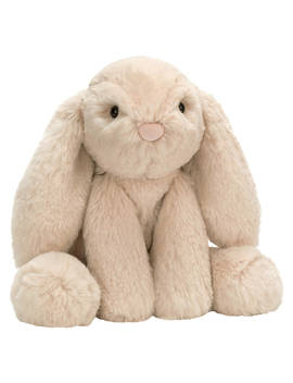 Jellycat Smudge Rabbit Soft Toy, Medium by Jellycat