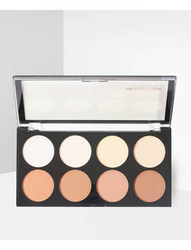 Iconic Lights And Contour Pro by Makeup Revolution
