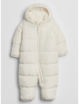 Baby Puffer One Piece by Gap