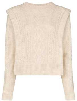 Tayle Cable Knit Jumper by Isabel Marant Étoile