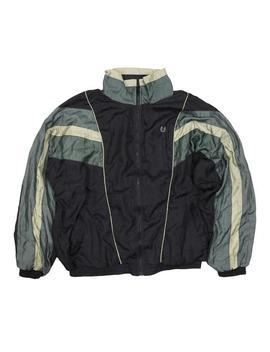 Vintage 90er Jahre Givenchy Windbreaker Activewear Designer Farbe Block Jacke by Etsy