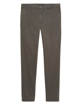 Japan Exclusive Tapered Cropped Fly Weight Traveler Pant by Banana Repbulic