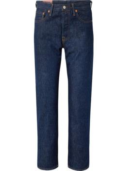 1997 Hoch Sitzende Jeans Mit Geradem Bein by Acne Studios