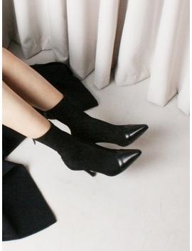 Apto De Lujo Muriel Slimfit Ankle Boots Pafa0 by Apto