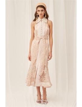 Vision Midi Dress by Bnkr