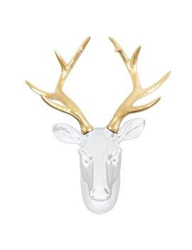 Deer Head Hanger Wall Decor by Alpen Home