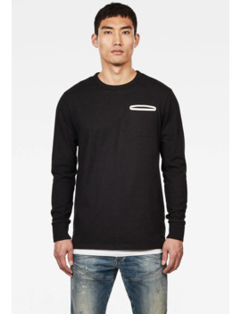 Quark Pocket   Longsleeve by G Star