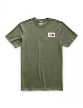 Men's Short Sleeve Heritage Tri Blend Tee by The North Face