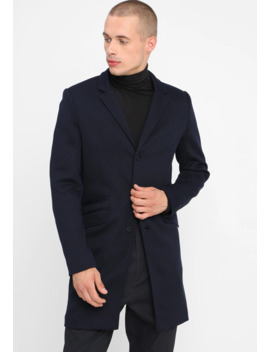 Onsjulian King Coat   Halflange Jas by Only & Sons
