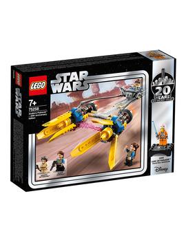 Play Themes Ip Podracer™ De Anakin   Edição Do 20°. Aniversário by Lego