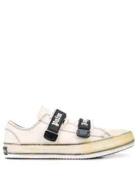 Low Top Sneakers Med Logotryk by Palm Angels