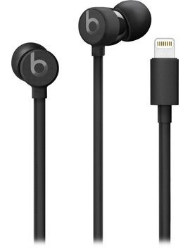 Geek Squad Certified Refurbished Ur Beats³ Earphones With Lightning Connector   Black by Beats By Dr. Dre