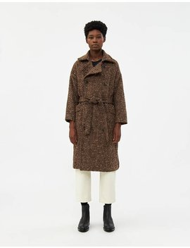 Lefferts Tie Waist Coat by Needneed
