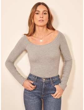Crawford Top by Reformation