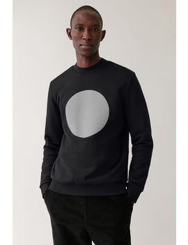 Foil Dot Sweatshirt by Cos
